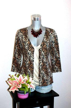 Cardigan Leopard gr.38/40 Blogger Edel Style