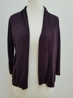 Opus Chaqueta estilo camisa púrpura-rojo zarzamora