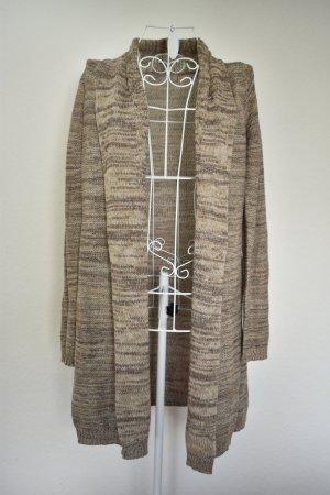 Zara Cardigan multicolore tissu mixte