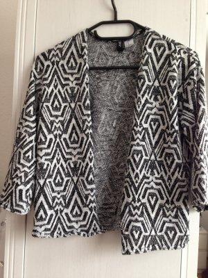 Cardigan mit Muster von H&M