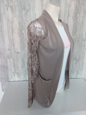 Blind Date Cardigan light brown