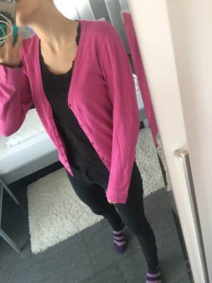Cardigan, pink, Street One
