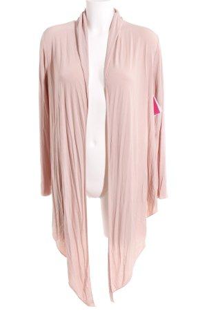 Cardigan roségoldfarben-rosé Casual-Look