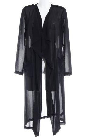 Cardigan schwarz Elegant