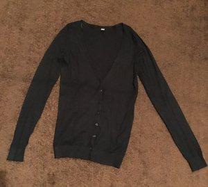 Cardigan schwarz für Damen