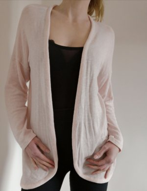 b.p.c. Bonprix Collection Cardigan rosa pallido