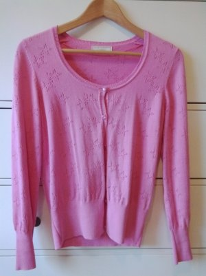 Cardigan Strickjacke pink rosa Cream S/M