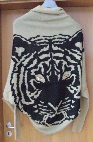 Cardigan Strickjacke Tiger Gr. L - Neu