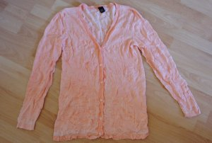 BC Collection Cardigan apricot cotton