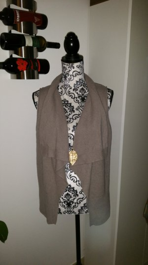 Cardigan#taupe#weich#angenehm
