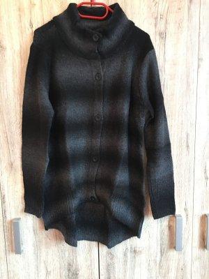 Tamaris Knitted Cardigan black-grey