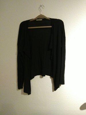 armedangels Cardigan black cotton