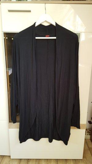 Cardigan von Olsen schwarz Größe 46