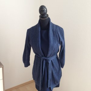Cardigan washed linen