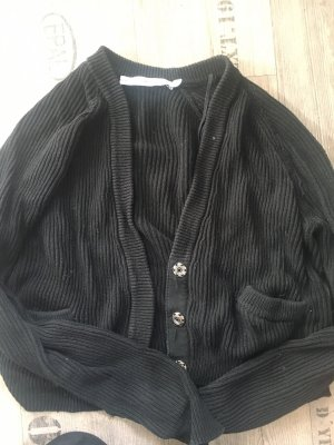 & other stories Cardigan in maglia nero