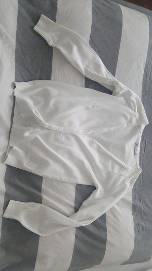 Zara Cárdigan blanco