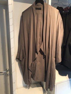 Zara Oversized Coat camel-beige
