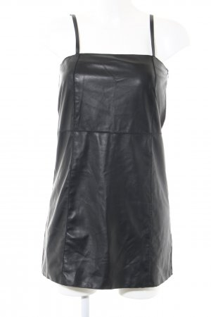 Carell Thomas Leather Skirt black elegant