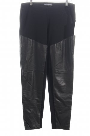 Carell Thomas Leggings schwarz extravaganter Stil