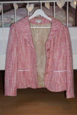 Caren Clark Blazer in maglia multicolore