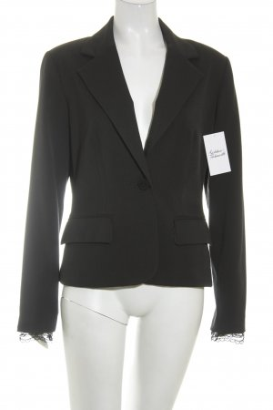 Caren Pfleger Blazer schwarz Business-Look