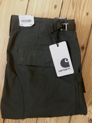 Carhartt Cargo Pants multicolored cotton