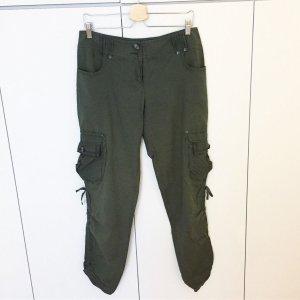 Pantalone cargo multicolore Cotone