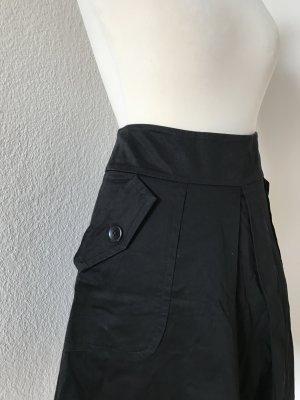 Oasis Jupe cargo noir
