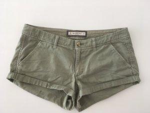 Abercrombie & Fitch Short moulant multicolore coton