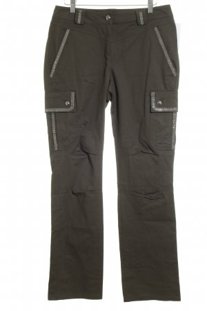 Cargohose anthrazit Casual-Look