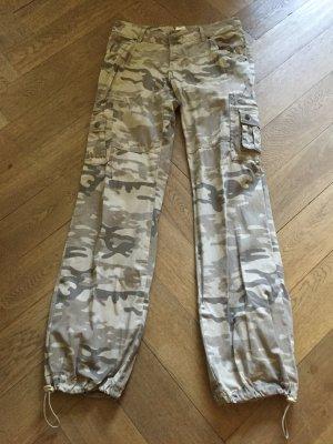Cargohose, Army-Style, Camouflage