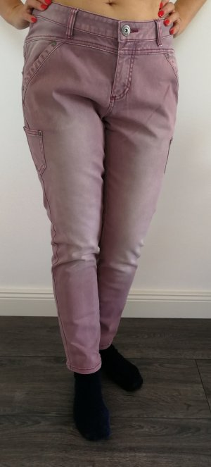 Best Connections Trousers dusky pink