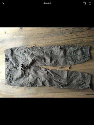 Esprit Sports Pantalone cargo marrone-grigio