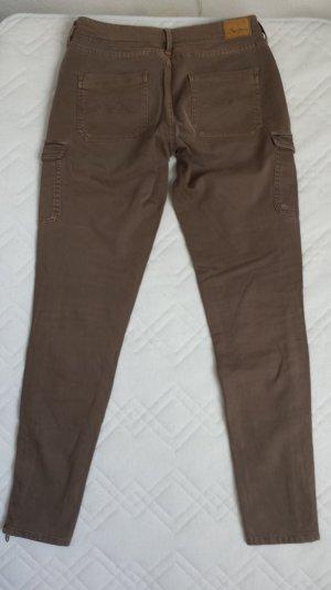 Cargohose in braun von Pepe Jeans