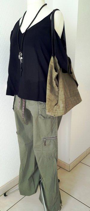 Cargohose khaki v. Esprit Gr. 40
