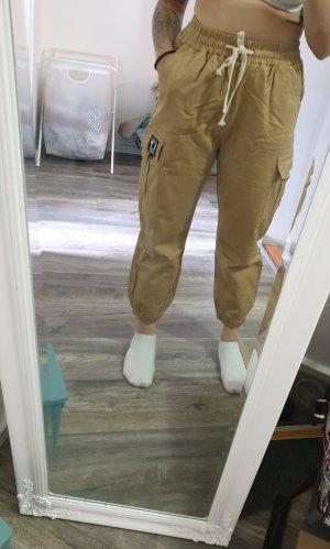 Cargo Pants beige-camel