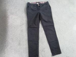 Street One Pantalon cargo bleu foncé