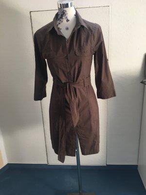 Suzanna Robe cargo gris brun