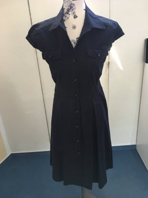 Cargo Dress dark blue