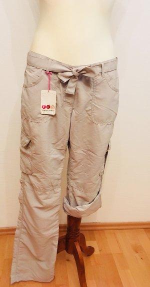 FlashLights Pantalon cargo beige clair
