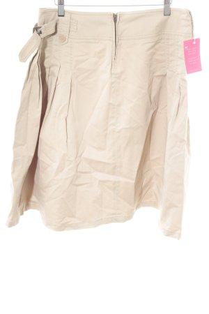 Cargorock beige Street-Fashion-Look