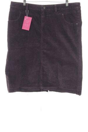 Cargorok bruin-paars straat-mode uitstraling