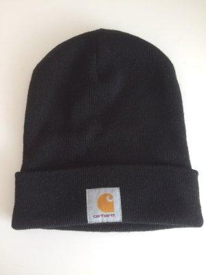 Carhartt Chapeau en tricot noir