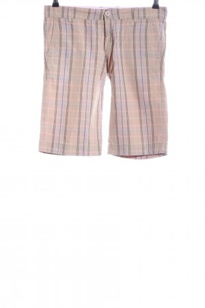 Carhartt Bermudas natural white allover print casual look