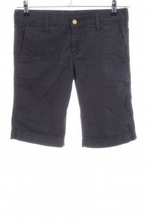 Carhartt Bermudas black casual look