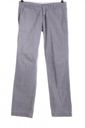Carhartt Chinos light grey check pattern business style