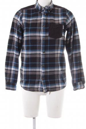 Carhartt Flanellen hemd geruite print boyfriend stijl