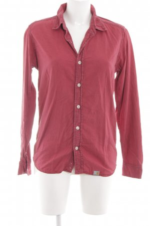 Carhartt Shirt Blouse red casual look