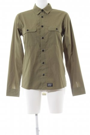 Carhartt Shirt Blouse khaki casual look
