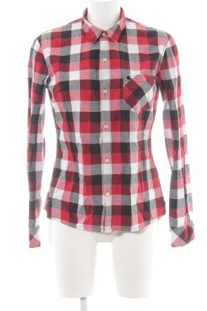 Carhartt Camicia da boscaiolo motivo a quadri stile casual